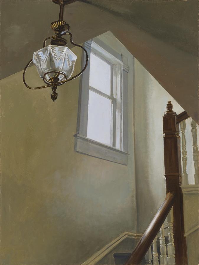 Light Sconce, 40″ x 30″
