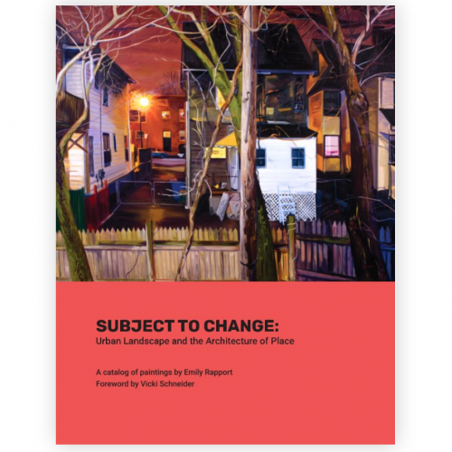 Subject to Change Cover