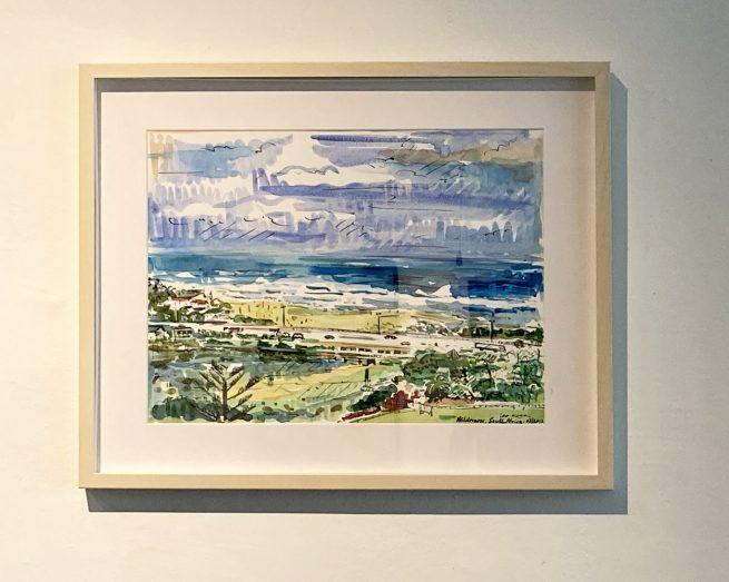 winderness, s africa, framed