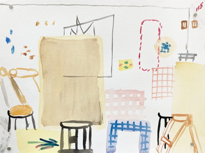 Studio, Leo Kogan