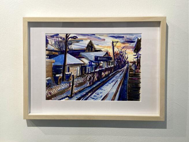 Rockwell, framed