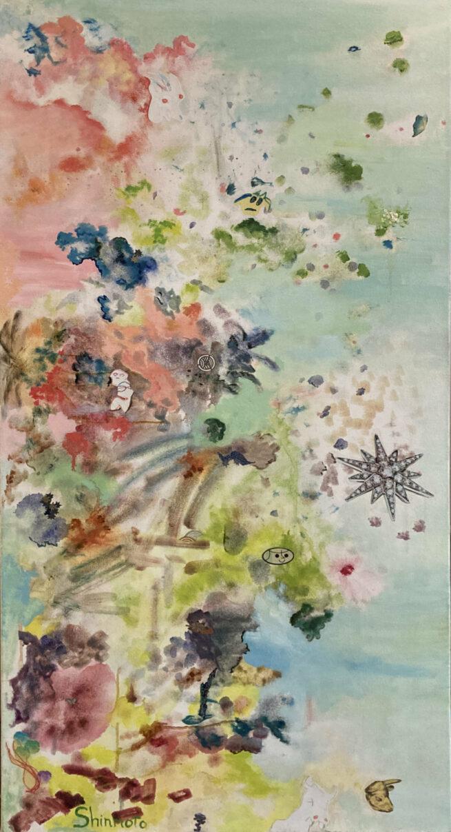 Transitions I by Vanessa Shinmoto