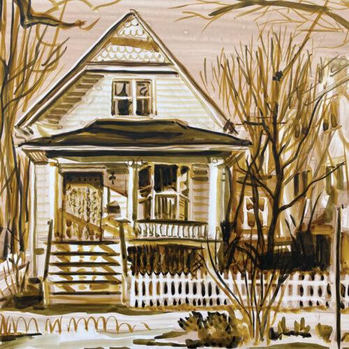 House on Ainslie